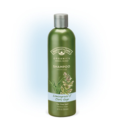 Lemongrass & Clary Sage Volumizing Shampoo 12 fl. oz.