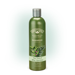 Tea Tree & Blue Cypress Soothing Shampoo 12 fl. oz.