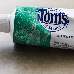 Anticavity Fluoride Toothpastes Spearmint