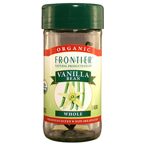 Certified Organic Vanilla Bean (Whole)1 bean pod