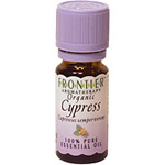 Cypress Organic Essential Oil