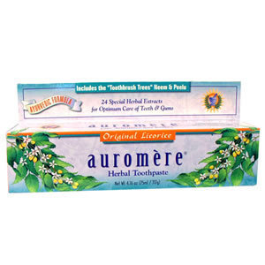 Ayurvedic Licorice Toothpaste