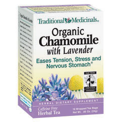 Organic Chamomile with Lavend