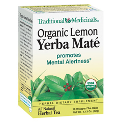 Lemon Yerba Maté
