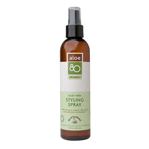 Styling Spray, Aloe Vera 8 fl. oz.